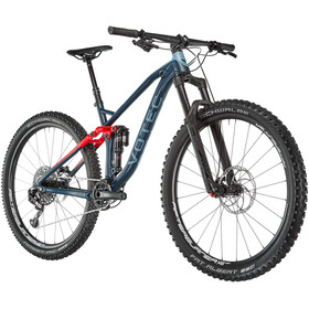 "VOTEC VX Pro Allmountain Fully 29"", blue-red"